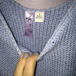 Francesca's Collections Tops - FRANCESCAS SWEATER!! brand new!! never worn!